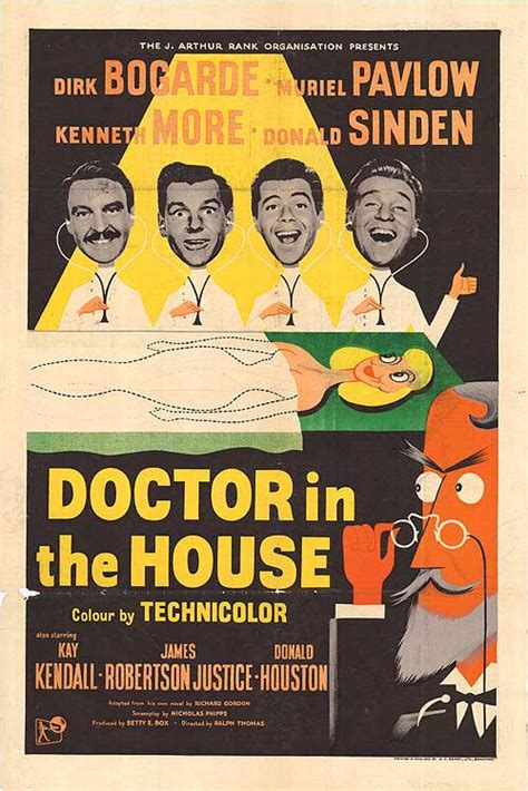in the house film doctor in the house movie posters at movie poster warehouse movieposter com