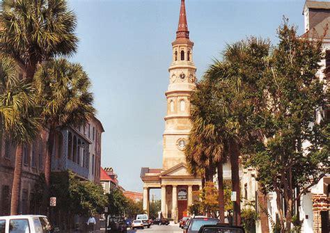 Records Charleston Sc Charleston Sc Historic Churches A Guide To Historic Charleston Churches