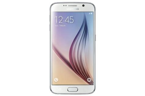 Samsung Galaxy S6 Flat 64gb samsung galaxy s6 flat 64gb phone white ebuyer