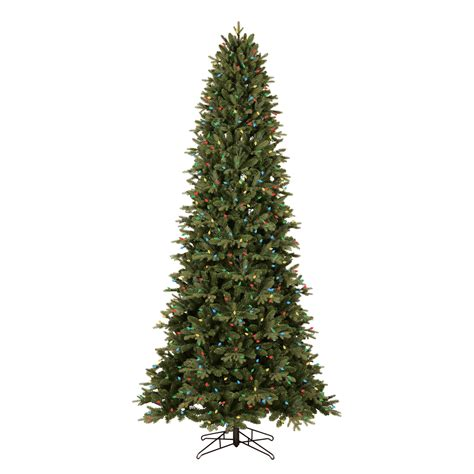 9 pre lit deluxe aspen fir tree sears
