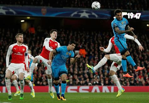 arsenal uefa arsenal fc v fc barcelona uefa chions league round of