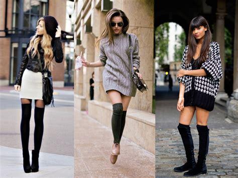 Fashion Modern knee high fall eye on fashion modern style modern style