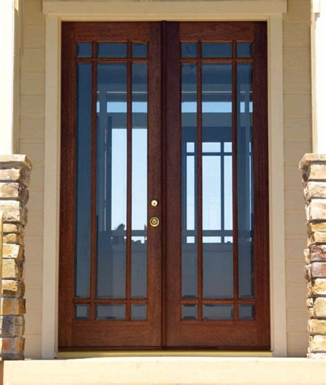 Weatherproof Exterior Door Exterior Doors Custom And Stock Homestead Interior Doors