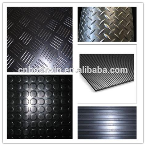 1 thick rubber flooring wide ribbed rubber sheet rubber flooring 1 2 quot thick x 6