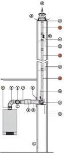 kamin gasheizung abgasrohr 0 5m kunststoff f 252 r viessmann brennwert