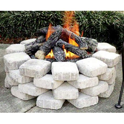 design your home by yourself glamorous do it yourself fire pit kit 84 for your home