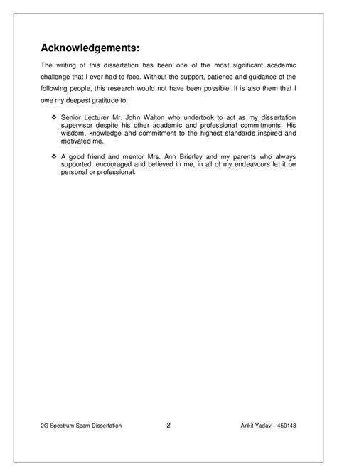 phd thesis acknowledgement template acknowledgement of dissertation