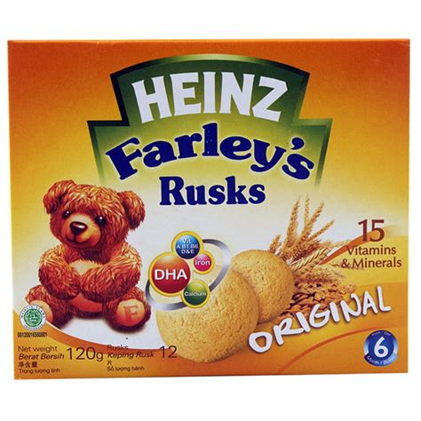 Heinz Farley S Baby Noodle heinz farley s rusks 120g khasert