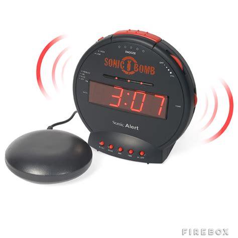 Alarm Bom Sonic Bomb Alarm Clock Firebox Shop For The