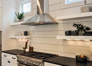 Shiplap Kitchen Backsplash Interior Design Ideas Home Bunch Interior Design Ideas
