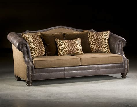 Fabric Leather Sofa Combination by It S Time To Visit Colorado Style Home Furnishings