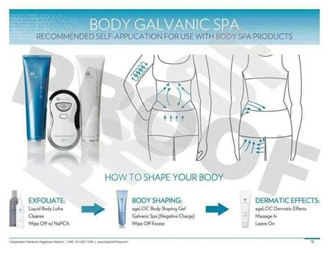 10 Tips For Using The Nu Skin Galvanic Spa by 53 Best Tips Nuskin Images On Nu Skin