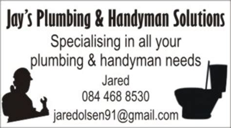 Jays Plumbing by Change Consultants Signs East Rand Sign Printing