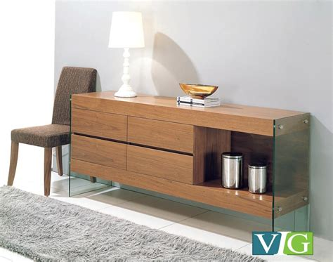 buffet modern furniture modern buffet for a utilitarian modern dining room la furniture