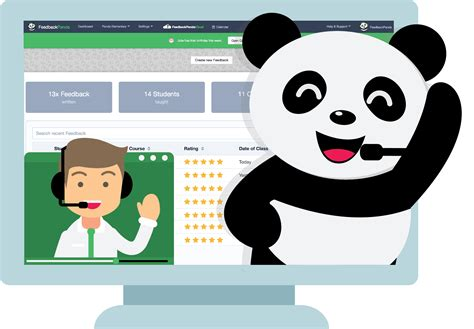 Feedbackpanda Empowering Teachers To Make The Difference Vipkid Lesson Plan Template