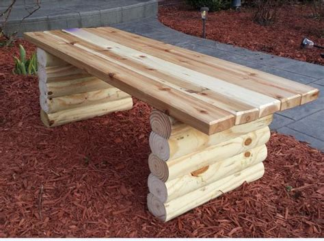 Landscape Timber Bench Plans 20 Garden And Outdoor Bench Plans You Will To Build