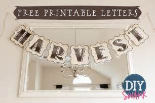 printable letter templates for banners free printable letters