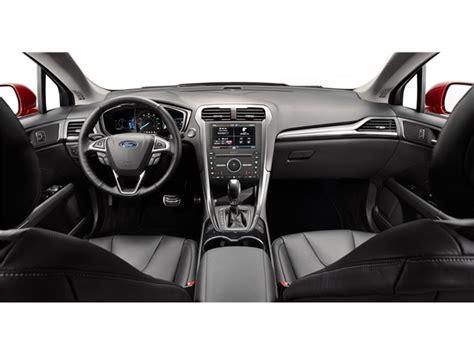Ford Fusion 2016 Interior by 2016 Ford Fusion Interior U S News World Report
