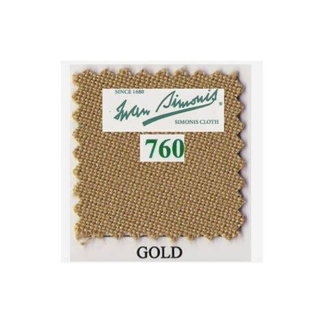 Tapis Billard Simonis by Kit Tapis Simonis 760 7ft Us Gold Jeux Bmv