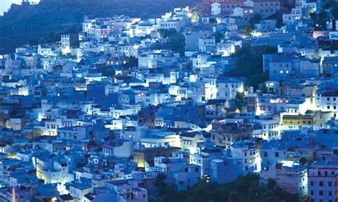 blue city in morocco blue city chefchaouen morocco blue pinterest