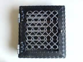 grille ventilation cheminee grille pour ventilation de chemin 233 e accessoires