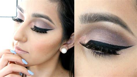double exposure makeup tutorial mauve plum makeup tutorial smashbox double exposure