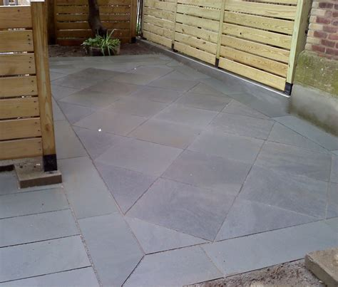 hardscape deck patio installation all decked out