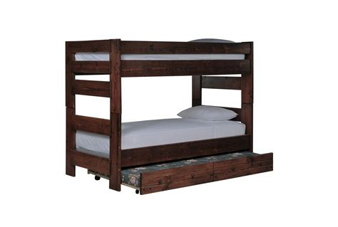 living spaces bunk beds sedona twin twin bunk bed w trundle mattress living spaces