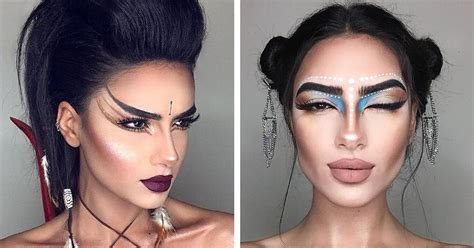 12 makeup looks for each zodiac sign which one is the stunning zodiac makeup pays elegant homage to 12