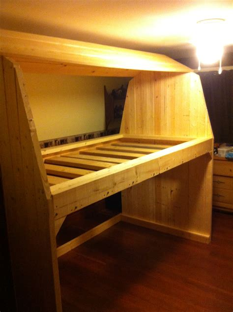 bunk bed plans sketchup  woodworking