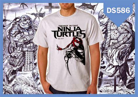 Tshirt Kaos C America B C t shirt jual t shirt mutant turtles