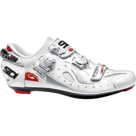 sidi shoes sidi ergo 4 carbon cycling shoe s backcountry