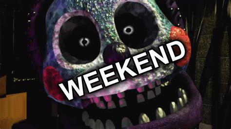 Weekend Links Fabsugar Want Need by Fnaf Weekend Jumpscares Demo Gameplay
