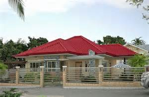 model of bungalow house contemporary model bungalow houses philippines