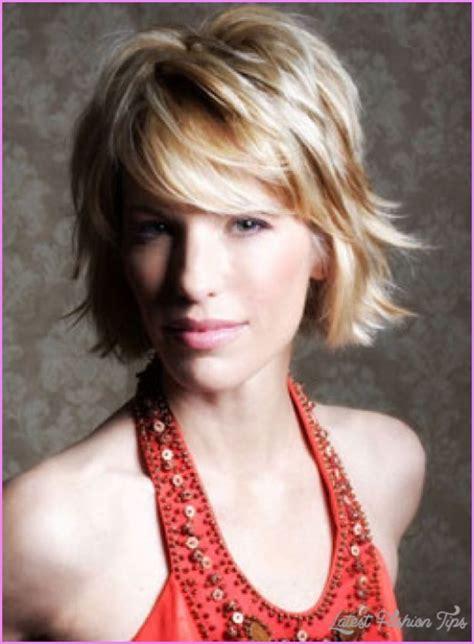 Chop Haircuts For Woman | short choppy haircuts for women over latestfashiontips com