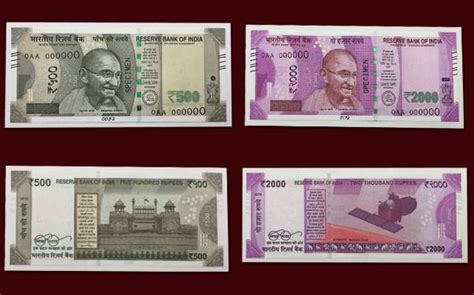 new rs 500 rs 2000 rupee notes look new rs 500 rs 2000 notes all you need to indiatoday