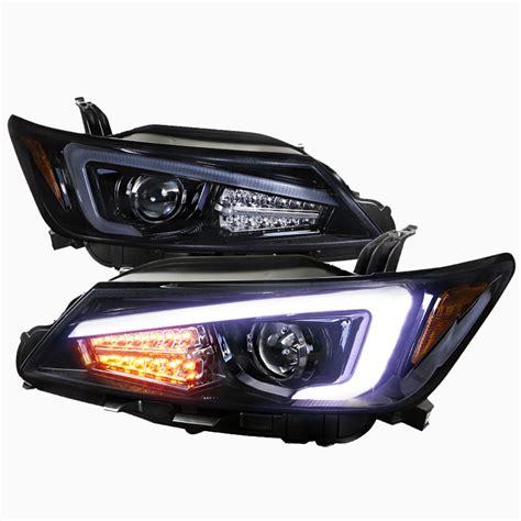 2012 scion tc parts pro design black headlights for 2012 scion tc