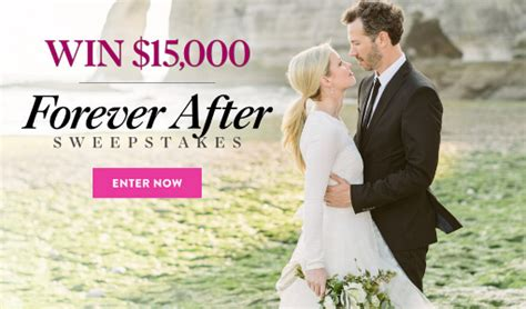 Martha Stewart Wedding Sweepstakes - martha stewart weddings forever after sweepstakes win 15000