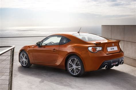 toyota new sports car new sports car toyota gt86