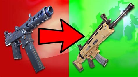 fortnite without guns ranking every gun in fortnite from worst to best