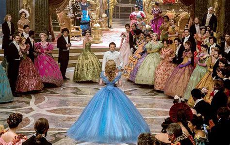 cinderella 2015 last scene wedding youtube cinderella heads towards prince charming cinderella to