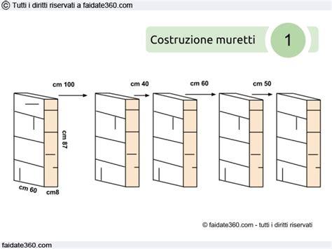 Costo Cucina Metro Lineare by Cucina In Muratura Fai Da Te Dal Progetto Alla Realizzazione