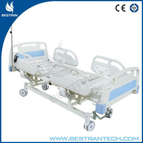 hospital bed cost china bt ae102 hospital beds price 2 section height