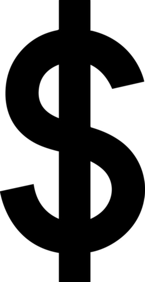 the black dollar black dollar sign symbol pictures to pin on