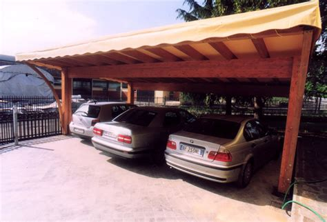 tettoie in lamellare tettoie per giardino in legno lamellare