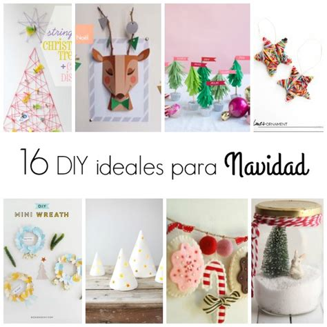 manualidades faciles 3 diy para 16 diy para realizar estas navidades blog f de fifi