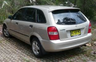 mazda 323 2 0 1999 auto images and specification