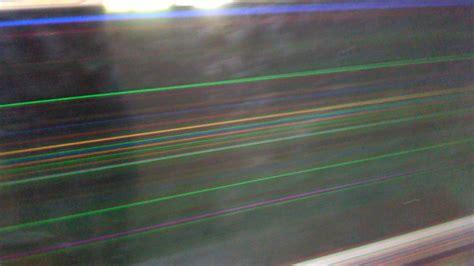 Tv Tabung Led tv thosiba 32 in 32pb2e layar bergaris mohon bantuan