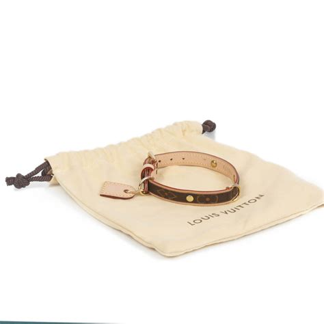 loui vuitton collar louis vuitton monogram baxter collar pm 24824