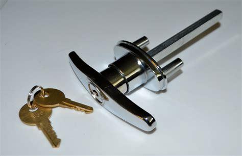 overhead garage door locks garage door lock